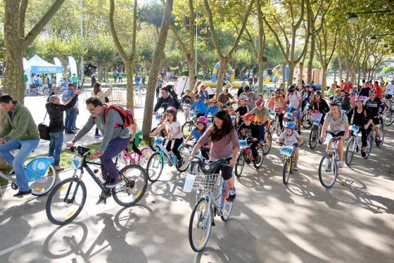 Bicifiesta de la Semana Europea de la Movilidad